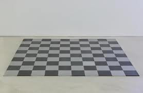 Carl Andre, Photo Wikispaces