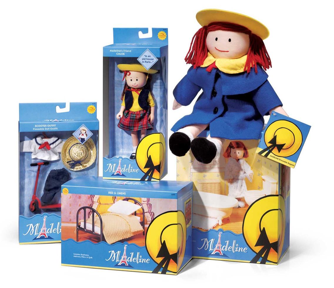 Madeline Packaging