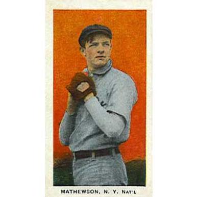 Christie Mathewson - 1908 Caramel E93