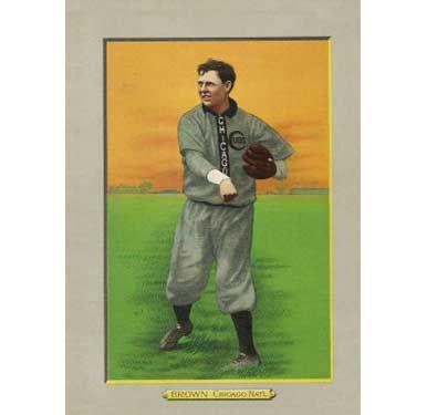 Mordecai Brown - 1910 Tobacco T-3