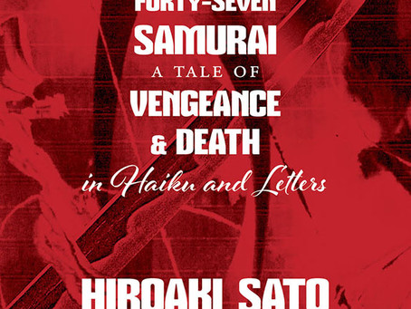 Author Doris Bargen blurbs 'Forty Seven Samurai'