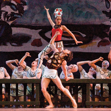 2008/2009 Los Angeles Ballet Performance Photos