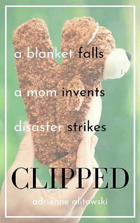 Clipped - Book Cover Art
