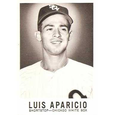 Luis Aparicio   - 1960 Leaf
