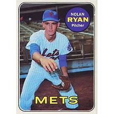 Nolan Ryan - 1969 Topps