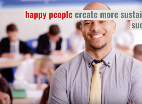 The Happiness-Success Formula