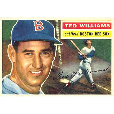 Ted Williams  - 1956 Topps