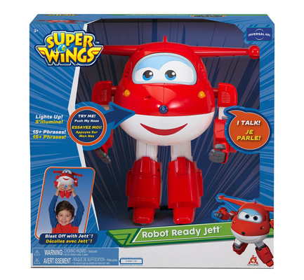 Superwings - Robot Ready Packaging
