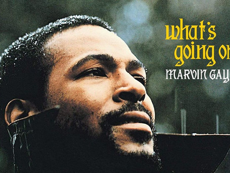 The Resolve of Marvin Gaye