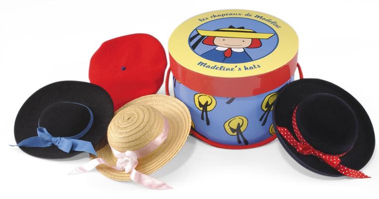 Madeline Hat Box Set