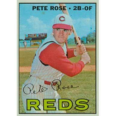 Pete Rose - 1967 Topps