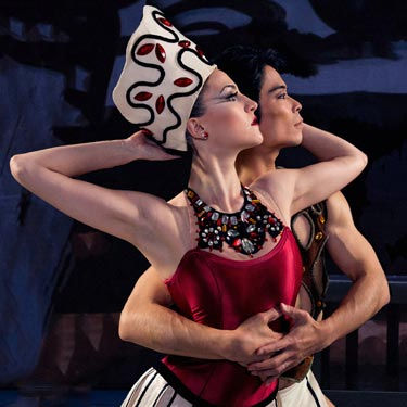 2016/2017 Los Angeles Ballet Performance Photos