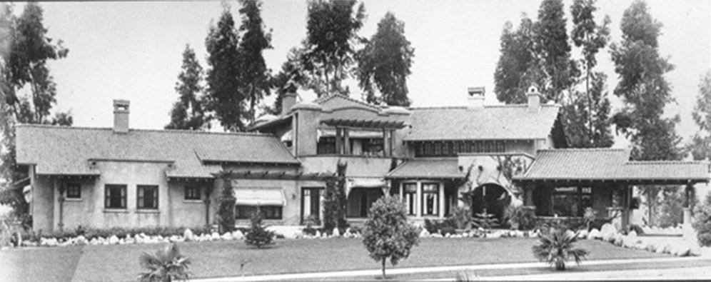 Pasadena's Historic Hindry House
