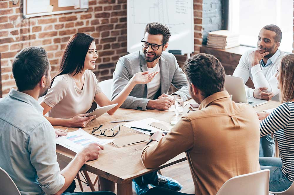 A Healthy Work Environment Between Men and Women
