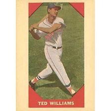 1960 Fleer Baseball Cards