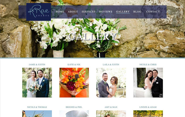 K Rae - Website Gallery Page