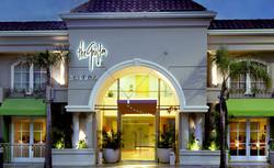 Grafton Hotel on Sunset