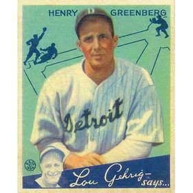 Henry Greenberg