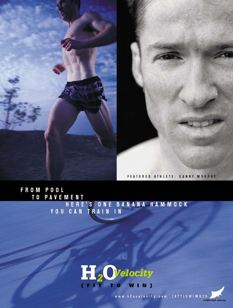 H2O Velocity - Print Advertising