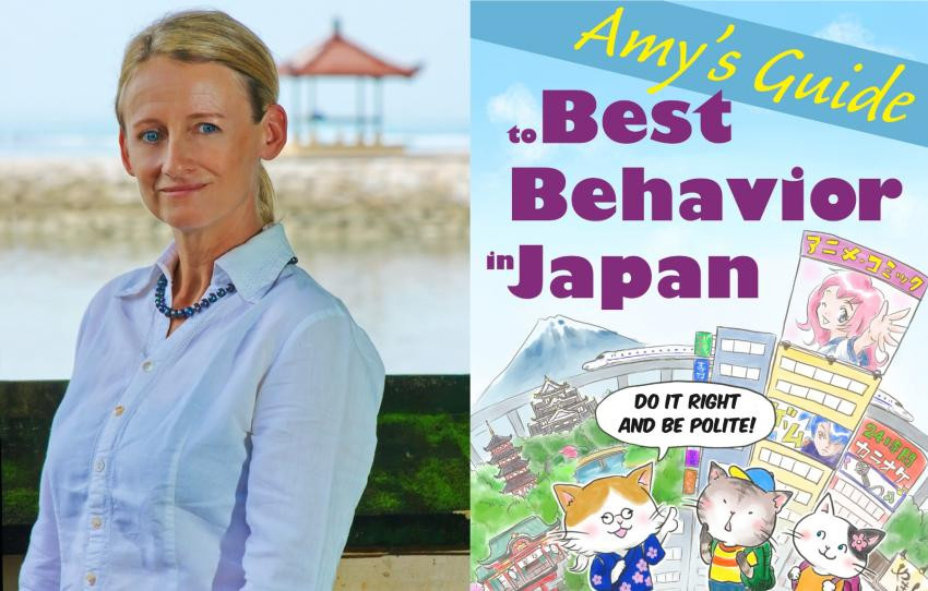Amy's Guide to Best Behavior in Japan!