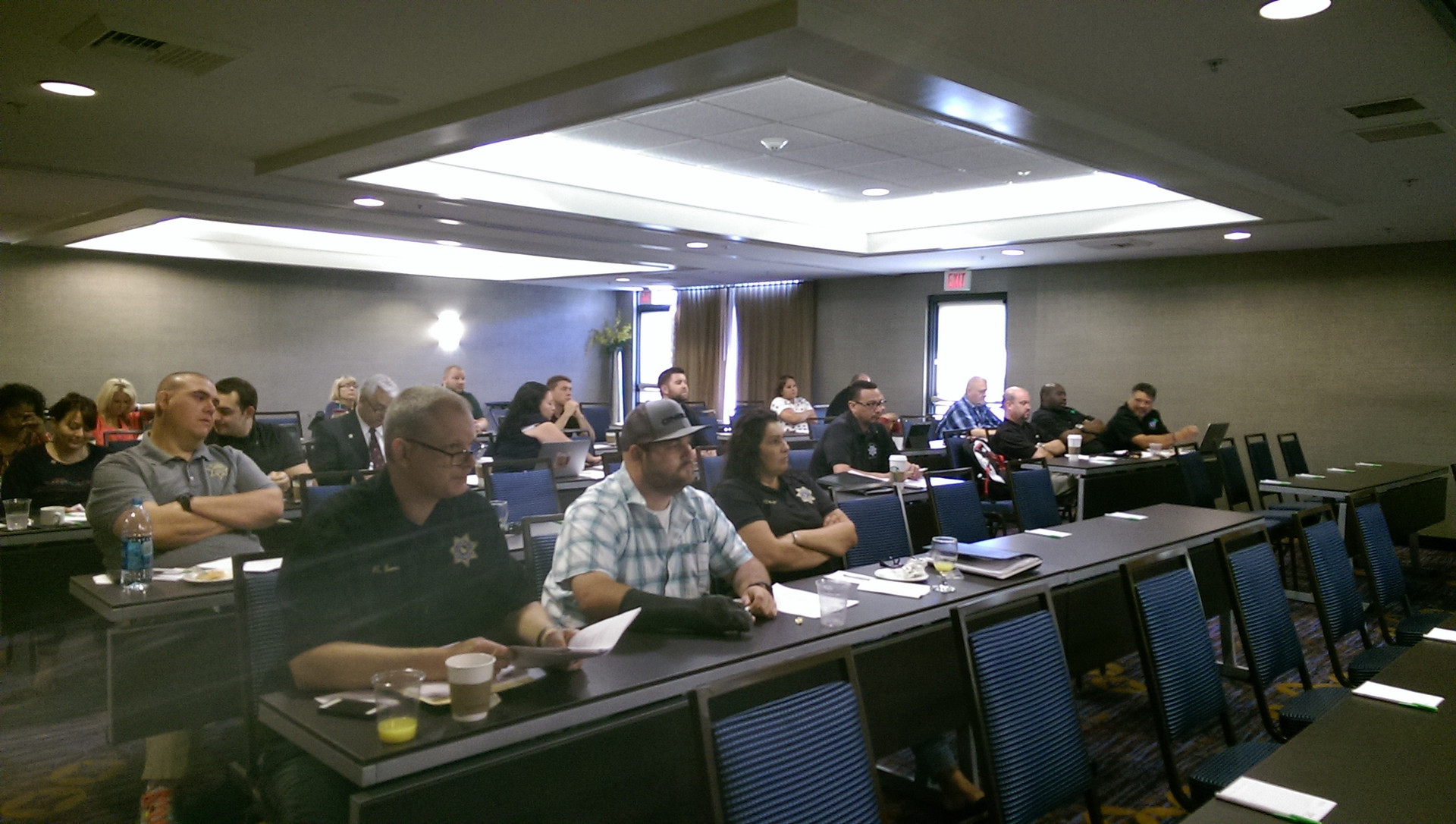 SCOPO Meeting August 2015