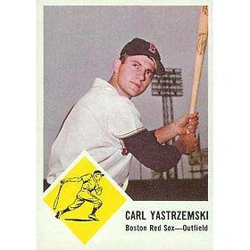 1963 Fleer Baseball Card