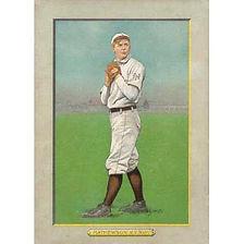 Tobacco T-3 Baseball Cards