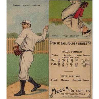 Jennings/Summer - 1911 Tobacco T-201