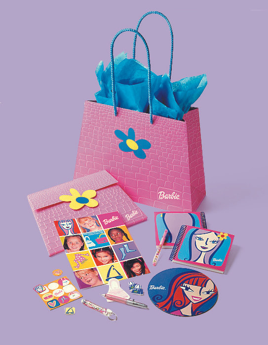 Barbie - Collateral Licensing Press Kit