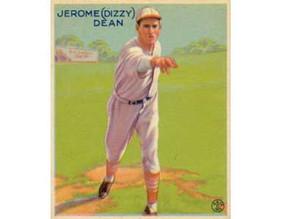 """Jerome """"Dizzy"""" Dean"""