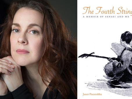 Janet Pocorobba East Coast reading and shamisen performance dates