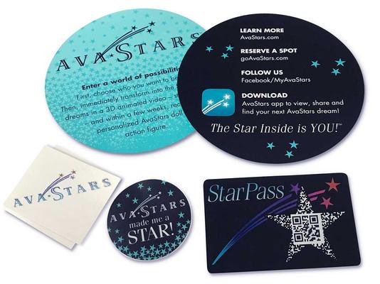 Avastar - Portal Passes