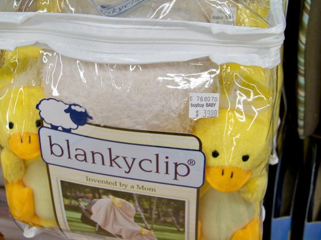 blankyclips Packaging
