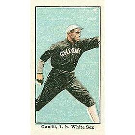 Caramel E90-3 Baseball Cards