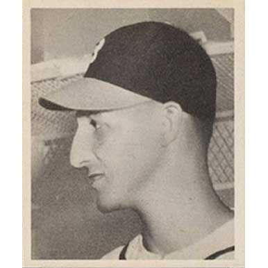 Warren Spahn   - 1948 Bowman
