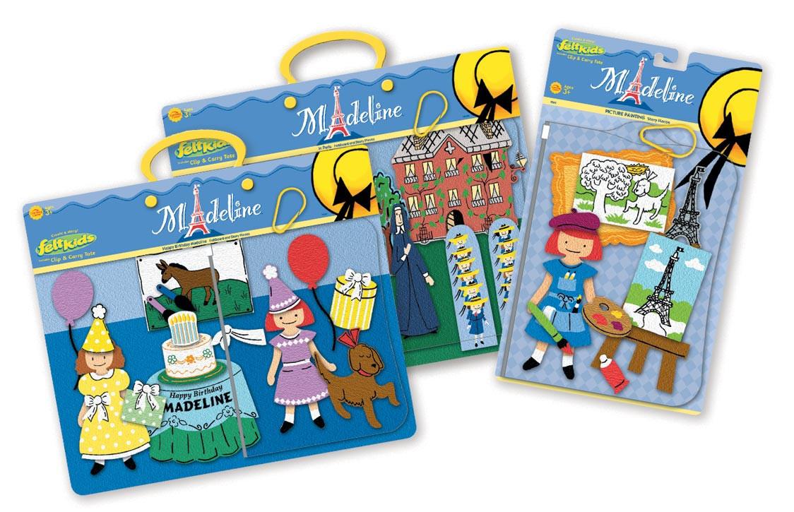 Madeline Felt Kits