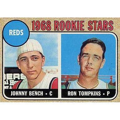 1968 Rookie Stars
