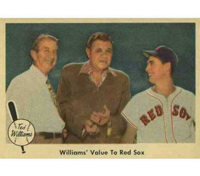 Williams' Value to Red Sox