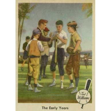 The Early Years   - 1959 Fleer