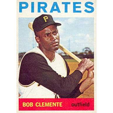 Bob Clemente  - 1964 Topps