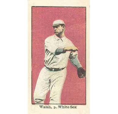 Ed Walsh - 1910 Caramel E90-3