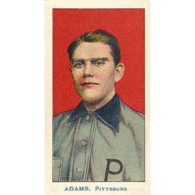 Babe Adams  - 1910 Caramel E90-2