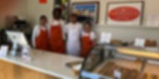 Staff of Copenhagen Pasty
