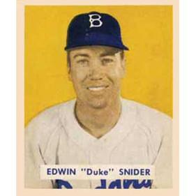 "Edwin ""Duke"" Snider"