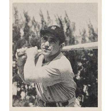 Yogi Berra    - 1948 Bowman