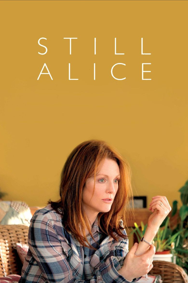 Where Resiliency Can Take A Beating. Still Alice. Still Me?