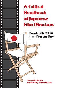 A Critical Handbook of Japanese Film Directors