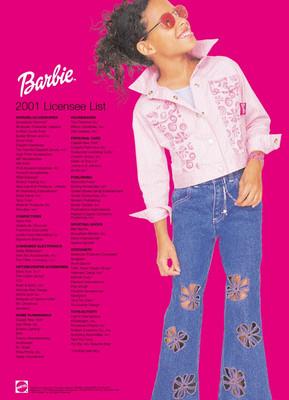 Barbie - Ad Licensing