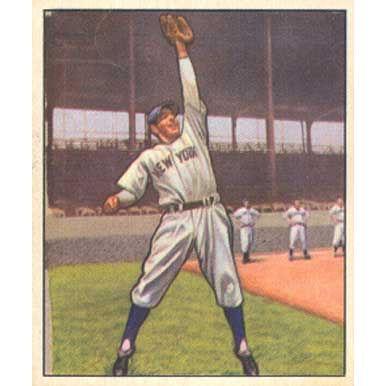 Phil Rizzuto 1950 Bowman