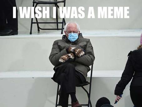 Bernie Reduced My Stress